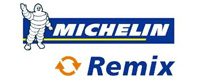 MICHELIN REMIX-dekk